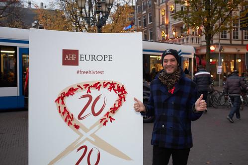 World AIDS Day 2014: Netherlands