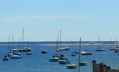 Provincetown Harbor (RockN) Tags: harbor provincetown capecod massachusetts newengland