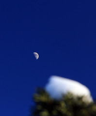 Moon Over Snow Pie (Bob Palin) Tags: winter 15fav usa snow cold 510fav utah ironcounty club100 100vistas instantfave vogonpoetry orig:file=2014122822607cropadjust600
