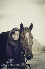 Best Present (CassieThomasPhotography) Tags: horse beautiful naturallight pony photooftheday picoftheday perfectlight beautifulchild beautifulhorse portraitdecember