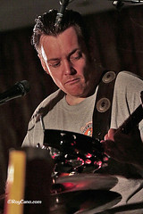 """Johnny Hewitt and Tommy Allen at the Heathlands Boogaloo Blues Weekend December 2014 • <a style=""""font-size:0.8em;"""" href=""""http://www.flickr.com/photos/86643986@N07/16155120472/"""" target=""""_blank"""">View on Flickr</a>"""