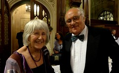 Shirley & John Purves (photo by Roger Johnson)