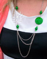 Glimpse of Malibu Green Necklace K1 P2810-5 (2)