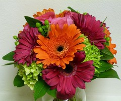 "#15V $85 Colorful Mixed Bouquet • <a style=""font-size:0.8em;"" href=""http://www.flickr.com/photos/39372067@N08/16201767675/"" target=""_blank"">View on Flickr</a>"