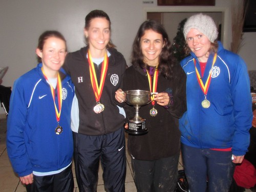 """Middlesex XC Champs 2015 TVH Womens Team Trophy • <a style=""""font-size:0.8em;"""" href=""""http://www.flickr.com/photos/128044452@N06/16237260121/"""" target=""""_blank"""">View on Flickr</a>"""