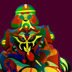 L'esprit Parkictully (Alexandre Poulin-Giroux) Tags: old art illustration spirit culture species contact psychedelic society alexandre discovery transmission esprit dcouverte fragment analyse espces lointaine psychique poulingiroux parkictully apaisus 2a001 galac207 alepogi