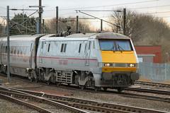 91129-DT-20122014-1 (RailwayScene) Tags: darlington eastcoast class91 intercity225 91129 91029