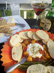 April 24, 2016 (Carole Julius) Tags: food snacks ricotta appetizers homemadecheese project366 yip2016