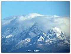 Sierra de Gredos 01 Montaas (ferlomu) Tags: nieve sierra montaa nube gredos ferlomu