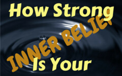How Strong Is Your Inner Belief System? (lieforly14319) Tags: blogger aruna kumar