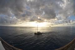 Sailing to the light? (vbvacruiser) Tags: cruise vacation nikon fisheye barbados caribbean silversea silverwind nikond750
