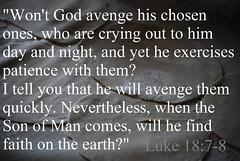 Will He find faith (Jouni Niirola) Tags: god jesus lord yeshua gud adonai elohim herra herre jeesus jumala