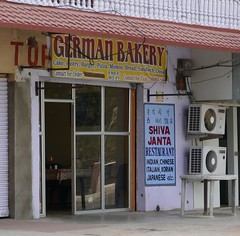 German Bakery (chdphd) Tags: german bakery khajuraho germanbakery