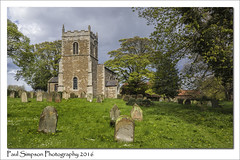 St Etheldreda, West Halton (Paul Simpson Photography) Tags: trees tower church nature sunshine religious death spring headstone religion headstones churchtower graves villagechurch northlincolnshire photosof imageof westhalton photoof imagesof sonya77 paulsimpsonphotography churchesinlincolnshire april2016 lincolnshirechurchphotos photosofniceweather