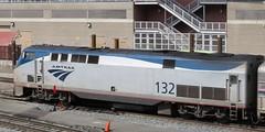 Amtrak 132 P42 Genesis (zargoman) Tags: train rail railraod travel transportation passenger transit car wagon transport amtrak