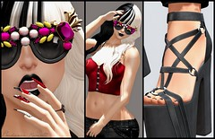 Snatch Swallow Momento (Prudence Rexroth) Tags: sl secondlife momento swallow wetcat gacha essences sntch littlebones fabfree formanails omegaappliers maitreyalara catwaamy