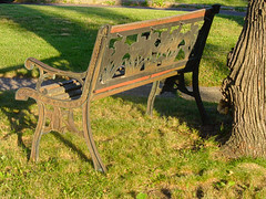 P6269250 (Paul Henegan) Tags: bench morninglight shadows hbm