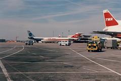 TWA Boeing 727-200 (uwe_gompf_66) Tags: boeing frankfurtmain fraport flughafen airport apron twa