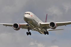 VS0042 SFO-LHR (A380spotter) Tags: approach arrival landing finals shortfinals belly boeing 787 9 900 7879 dreamliner dreamliner gvbzz queenbee virginatlanticairways vir vs vs0042 sfolhr runway27l 27l london heathrow egll lhr