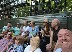 Watching 'Jesus Christ Superstar' at Regent's Park Open Air Theatre (ec1jack) Tags: regentspark royalpark westminster cityofwestminster london england britain uk europe summer 23rd july 2016 ec1jack canoneos600d kierankelly openairtheatre open air theatre