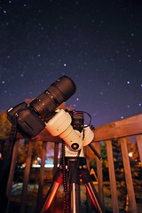 Observing the Skies Above (Kirby Wright) Tags: nikon d7000 d3 f28 2040mm f2735 80200mm 2040 80200 ioptron zeq25 gt chinese german equatorial mount astronomy astro astrophotography night sky long exposure stars galaxies galaxy deep bokeh backyard birthday present universe perfect motorized big dipper ursa major andromeda orion nebula thegreatorionnebula
