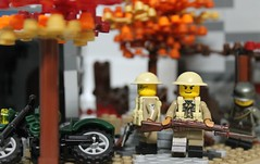 Autumn Unfolds -1917 (cooltrex) Tags: brickarms gibrick brickfair lego brickmania german ww1