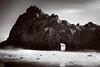 Keyhole Rock (*trevor) Tags: 2016 america bigsur california fujifilm seaside usa xseries xt1 infrared keyholerock longexposure pfeiiferbeach