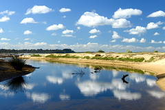 """""""Clouds in the Water"""" 