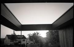 Open Skies (sowhat63) Tags: adox silbermax asa 100 leica m6 ttl voigtlnder 3512 orange filter kinderhaus sickenhausen silvermax