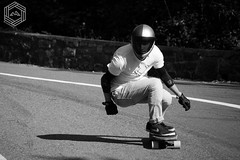 (mathieufournel) Tags: longboarding action sports riding downhill asphalt wheels