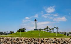 Long Beach Harbour (Anthony's Olympus Adventures) Tags: longbeach longbeachca longbeachharbour ca california usa america water ocean sea cruise boat travel raw olympusem10 losangeles la lighthouse losangelesriver