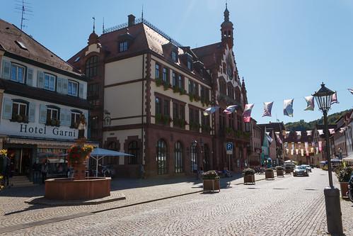 La Mairie de Wolfach