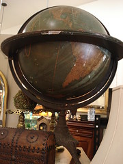 "WEBER COSTELLO 18 INCH TERRESTRIAL GLOBE. • <a style=""font-size:0.8em;"" href=""http://www.flickr.com/photos/51721355@N02/29656886993/"" target=""_blank"">View on Flickr</a>"