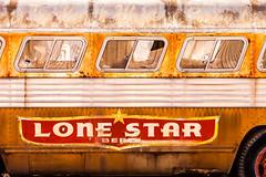 Lone Star (Thomas Hawk) Tags: america austin brokenspoke lonestar lonestarbeer texas usa unitedstates unitedstatesofamerica beer bus fav10 fav25 fav50 fav100