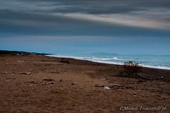 _DSC0973 (. ..::..::::....:::::m.trinciarelli photo::..:..) Tags: mare tramonto cielo spiaggia maredinverno pace