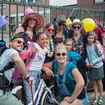 Eerste schooldag 2016 - een reis rond de wereld