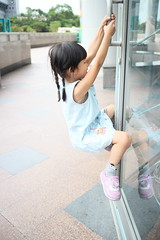 2016-10-08-10-54-53 (LittleBunny Chiu) Tags: 國立臺灣科學教育館 士林區 士商路 科教館 猴子