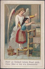 Unschuld (ehem. Diether Petter) Tags: angel de la sainte image ange holy card innocence angelo engel garde guardian carte guarda santino gardien schutzengel unschuld heiligenbild schreibman tutelare andachtsbild heiligenbildchen andachtsbildchen pieuse heiligenprentje