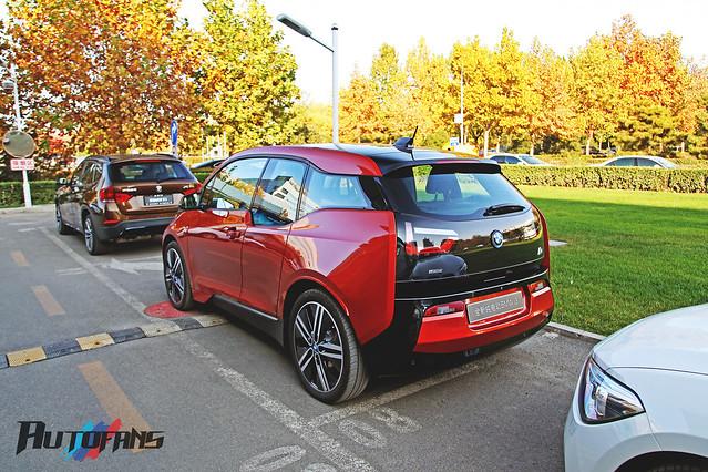 bmw i3 worldcars cnautofans