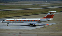 11+12 (Luftwaffe) (Steelhead 2010) Tags: 1112 tupolev luftwaffe interflug cgn tu134