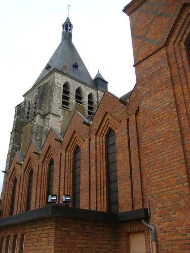 The Church of Saint Joan, Gien