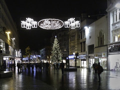 Merry Christmas Liverpool (Ruth_W) Tags: christmas night liverpool lights 52 merseyside