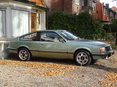 1978 Opel Monza (harry_nl) Tags: netherlands nederland hilversum opel monza 2014 opelmonza dd23pf sidecode4