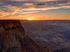 Lipan Point Sunset (Blueshound250) Tags: sunset southwest landscape grandcanyon sunsets hdr allrightsreserved lipanpoint