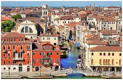 Colorful Venice (kurtwolf303) Tags: city italien bridge venice italy topf25 canon buildings eos topf50 scenery colorful italia cityscape 500v20f stadt kanal brcke venezia venedig gebude hdr bunt canale 1000views 600d 750views 1000v40f venetien 250v10f canont3i minimum500v minimum700v