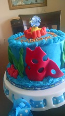 Finding Nemo Dory Cake (11) (Nola Party Boutique) Tags: cake finding nemo dora nolapartyboutique