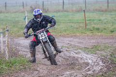 Pre 65 Christmas Cracker Scramble Marks Tey 2014 (mattbeee) Tags: colour bike race vintage motorbike cycle motorcycle motor motocross colchester scramble 238 pre65 markstey pre65couk
