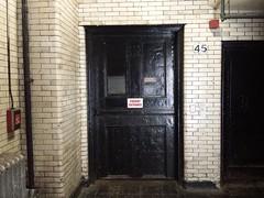 Old Otis elevator at 45 w 45th street (DieselDucy) Tags: nyc newyorkcity lift elevator ascensor lyfta freightelevator otiselevator vintageotiselevator lyftu