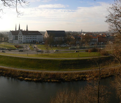 Schloss Osterstein, Zwickauer Mulde