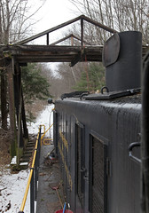 112214_CoopersJct_NY_CACV (glennfresch) Tags: bridge cn river ns canadian junction national dh hudson milford delaware cp cooperstown s4 susquehanna gg1 wye alco jct fl9 cacv portlandville
